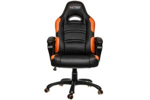custom gaming chair nitro concepts c comfort series gaming chair black orange [] p